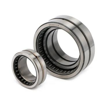 42 mm x 76 mm x 33 mm  Fersa F16197 angular contact ball bearings
